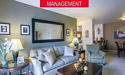Living Room, CENTERPOINTE APARTMENTS, 0