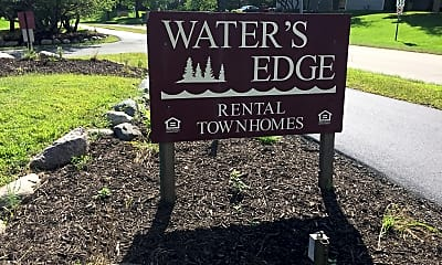 Water's Edge Townhomes, 1