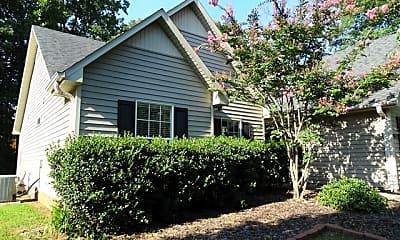 Building, 3913 Gracemont Drive, 0