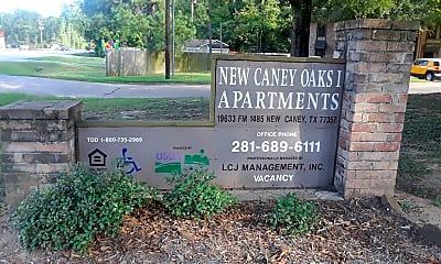 New Caney Oaks, 1