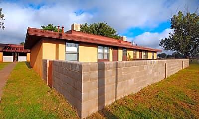 Building, Valle del Sol, 2