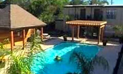 Pool, Spring Brook Lofts, 1