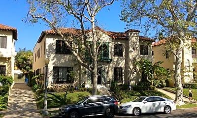 Building, 138 - 142 1/2 N Sycamore Avenue, 0