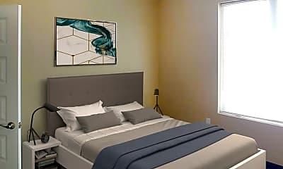 Bedroom, 135 W 4th St, 1