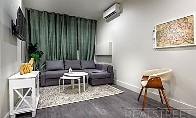 Living Room, 481 Hicks St 1R, 0