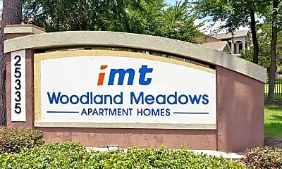 Community Signage, IMT Woodland Meadows, 2
