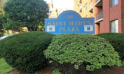 St Mary'S Plaza, 1