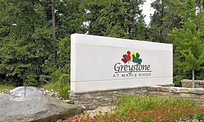 Community Signage, Greystone at Maple Ridge, 2