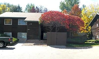 Building, 827 Elm St., 0