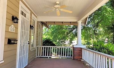 Patio / Deck, 1138 S McDonough St, 1