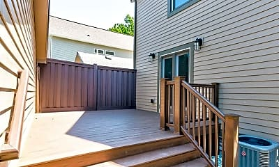 Patio / Deck, 4306 Orchard Ave, 2
