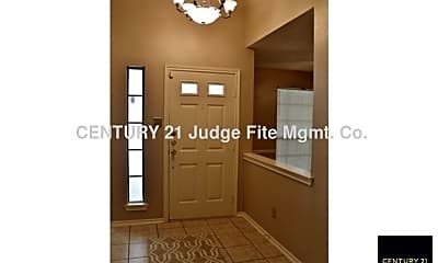Front Entryway, 1402 Williams Street, 1