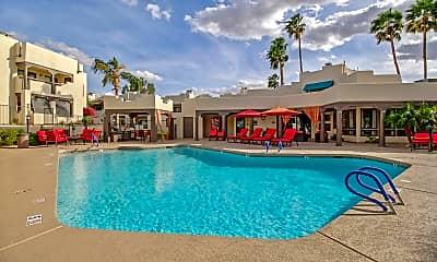 Pool, Casa Santa Fe, 0