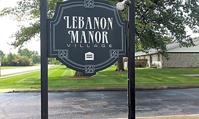 Lebanon Manor Apartments, 1