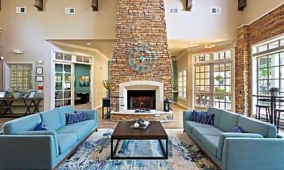 Living Room, Stone Oak at Parmer, 1