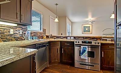 Kitchen, One Jefferson, 0