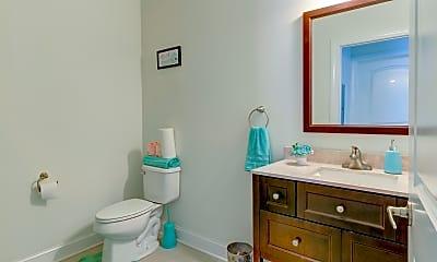 Bedroom, The Hub on Morrell, 2