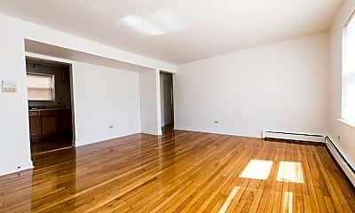 Living Room, 7624 S Kingston Ave, 0