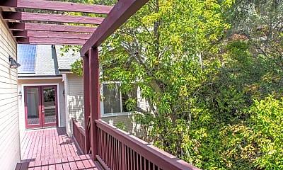Patio / Deck, 635 Sylvan Way, 0