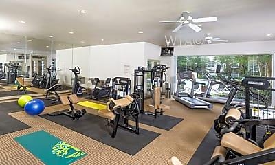 Fitness Weight Room, 9931 Hyatt Resort Dr, 1