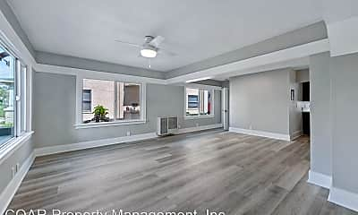 Living Room, 1009 E 2nd Street, 0