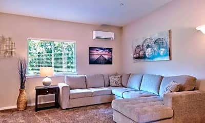 Living Room, Lipoma Firs Townhomes, 0