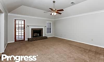 Living Room, 4320 Winding Hollow Way, 1