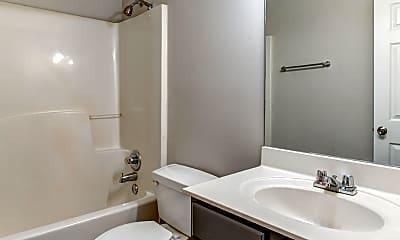 Bathroom, Jade North Apartments, 2