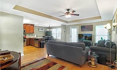 Living Room, 1201 17th Ave E, 1