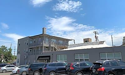 Building, 503 Duane Street, 2