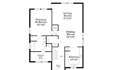 Building, 100 Laurelwood Dr, 1