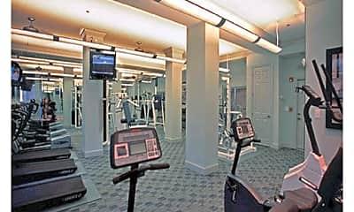 Fitness Weight Room, 3460 Kingsboro Rd NE Unit #2, 2