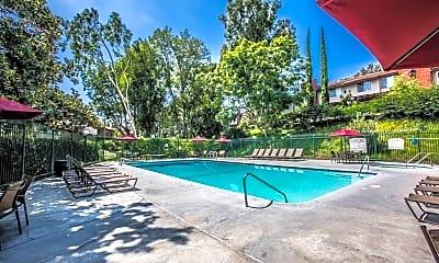 Pool, 2666 Monterey Pl, 2