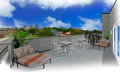 Patio / Deck, The Flats At South Park, 0