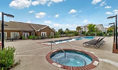 Pool, Stadium Suites, 2