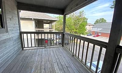 Patio / Deck, 76 Chittenden Ave, 2