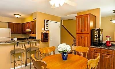 Dining Room, 8817 Stonebrook Lane, 1
