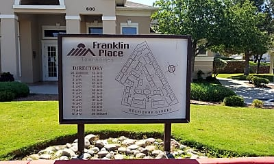 Franklin Place Townhomes, 1
