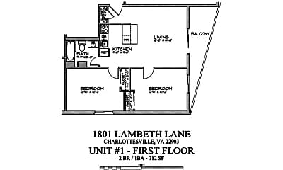 Building, 1801 Lambeth Ln, 2