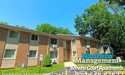 Building, 400 Browns Ct, 1