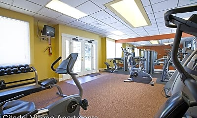 Fitness Weight Room, 913 N Chelton Rd, 2