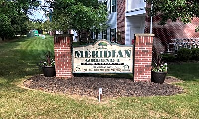 Meridian Greene I Senior Living, 1
