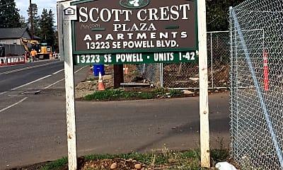 Scott Crest Plaza, 1