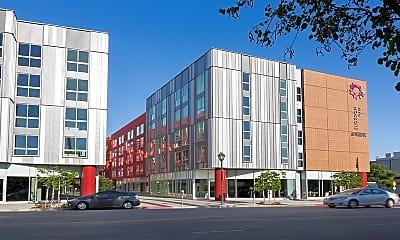 Building, Blossom Plaza, 1