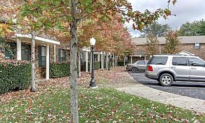 Building, Davis Park, 2