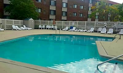Pool, Westbrook Apartments, 0