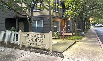 Rockwood Landing, 1