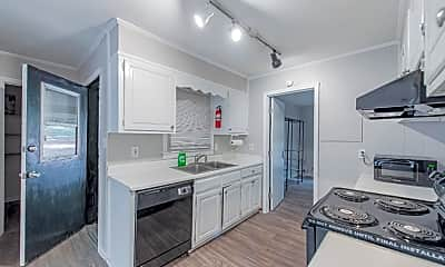 Kitchen, Room for Rent -  a 10 minute walk to bus 165, 1