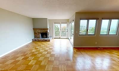 Living Room, 1243 Clayton St, 1