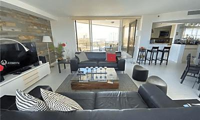 Living Room, 300 Three Islands Boulevard, 0